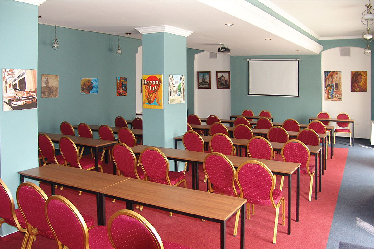 Hotel Černý orel Žatec *** - kongresové centrum