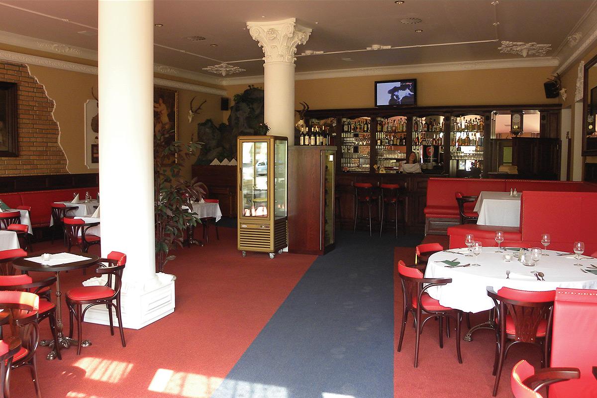 Hotel Černý orel Žatec *** - restaurace
