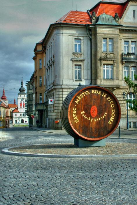 Žatec - město chmele a piva