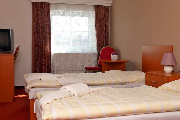 Hotel Černý orel Žatec ***