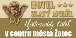 Hotel Zlatý Anděl Žatec